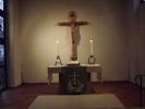 Altar in der Fastenzeit